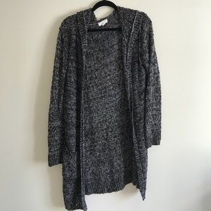 SUN&SHADOW Duster Cardigan